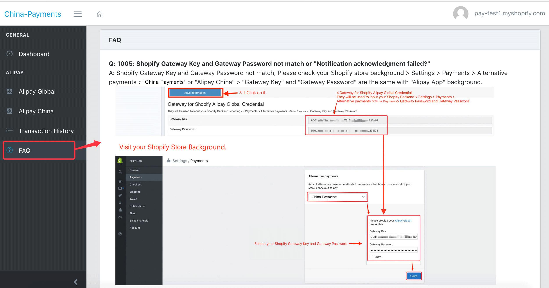 Gateway Key And Gateway Password Set