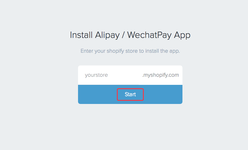 Install WechatPay App