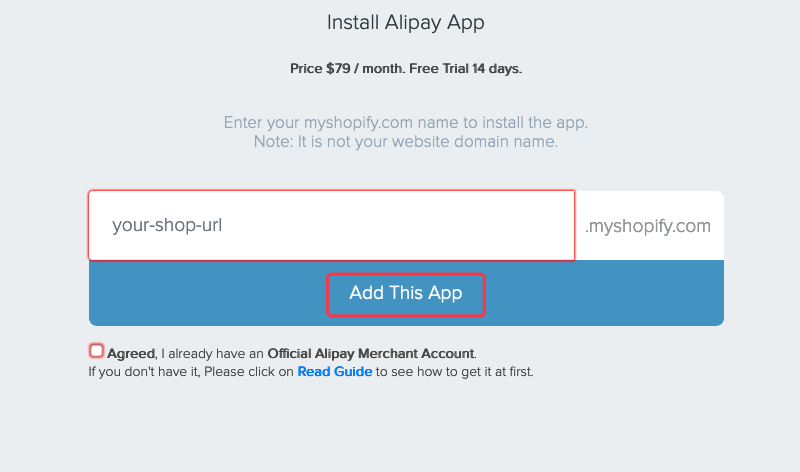 Install Payment App